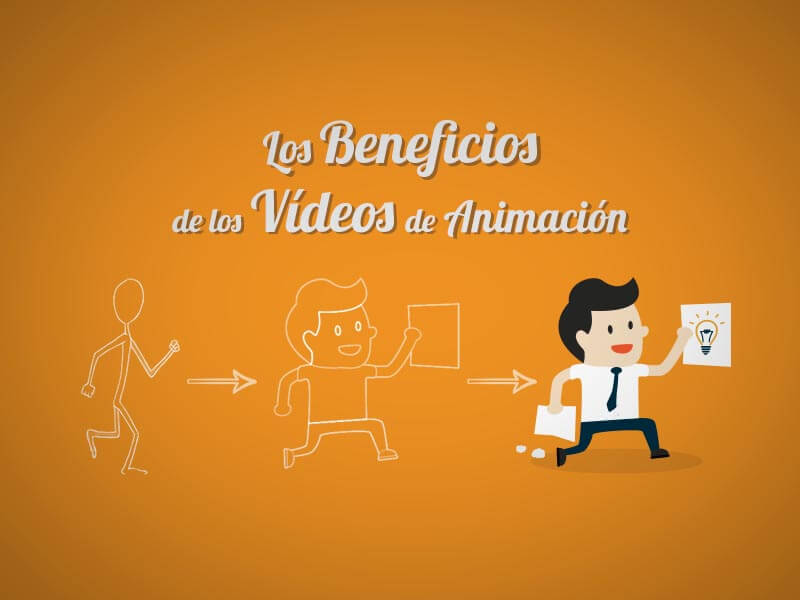 Beneficios de videos de animacion