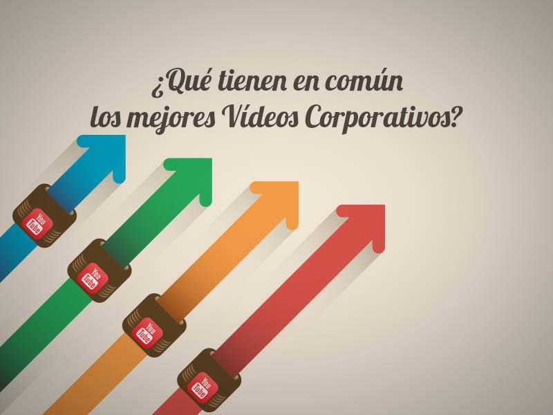 ¿Qué tienen en común los mejores vídeos corporativos?
