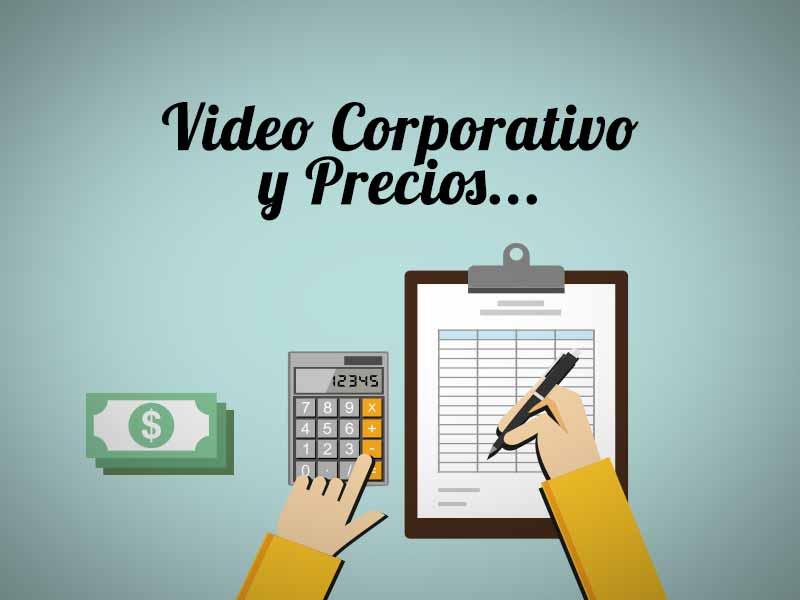 Video corporativo y precios