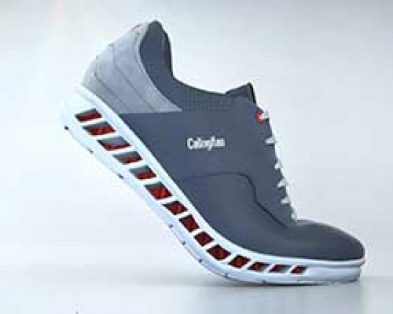 Vídeo calzado 3d